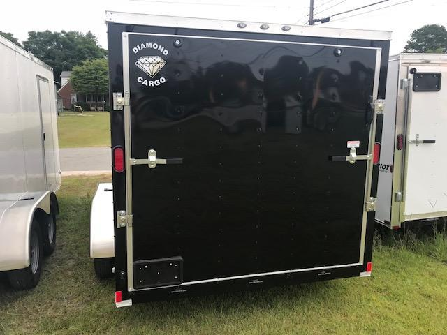 2018 Diamond Cargo 7x14 Cargo Trailer