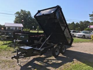 2017 Homesteader 6x10MB Dump Trailer