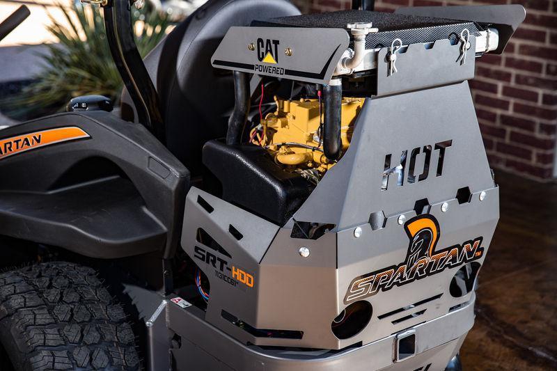 """Spartan SRT HDD Cat Diesel 61"""" Caterpillar Diesel"""