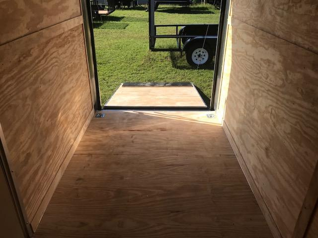 2019 Diamond Cargo 6x12 Extra Height Enclosed Cargo Trailer