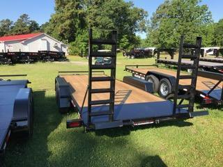 "2017 Master Tow 82""x18' 10k Equipment Trailer"