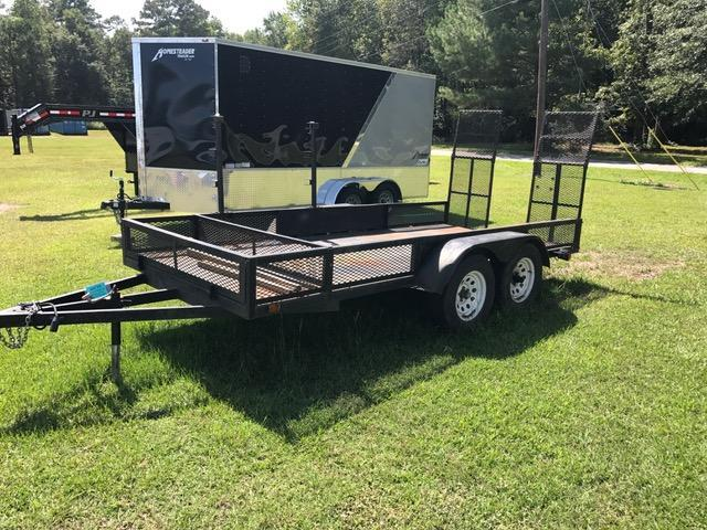 2003 Homemade 6'x14' 4k Utility Trailer