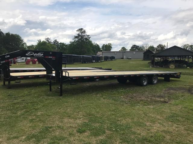 2018 35ft Delta Equipment Trailer