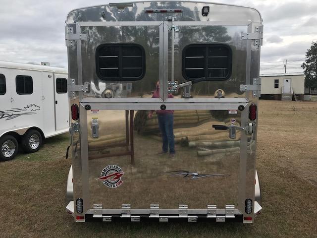 2018 Homesteader Stallion 214FB Straight Load
