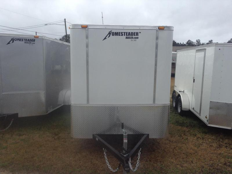 2017 Homesteader Fury 6x10 Cargo Trailer
