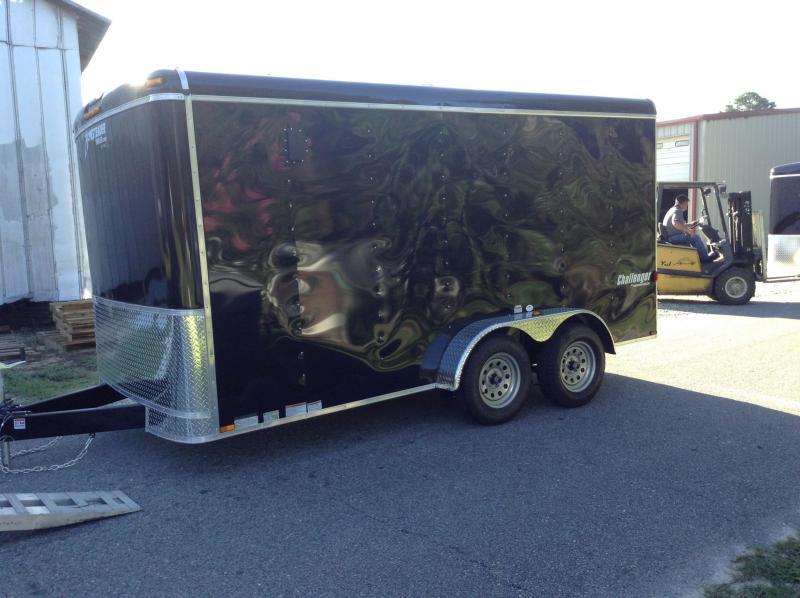 2017 Homesteader 7x14 Challenger Cargo Trailer