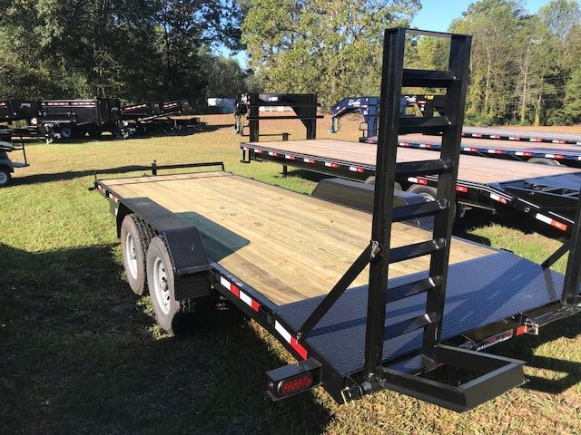 2018 Master Tow 20ft 14K EquipmentTrailer