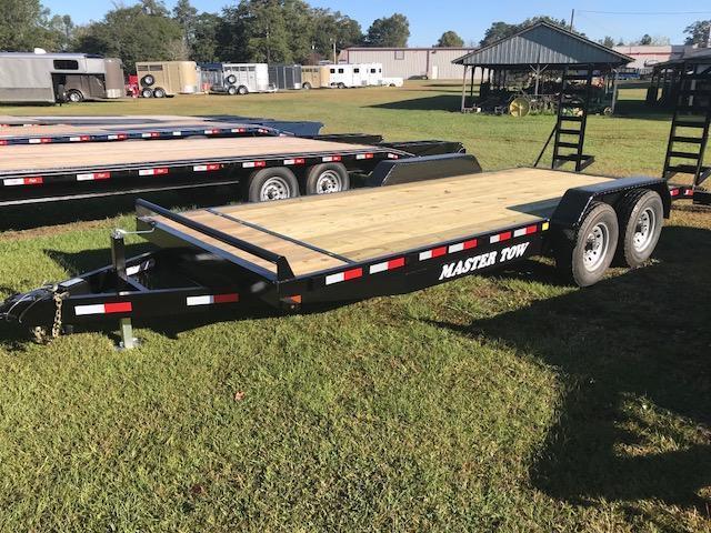 2018 Master Tow 20ft 14K EquipmentTrailer