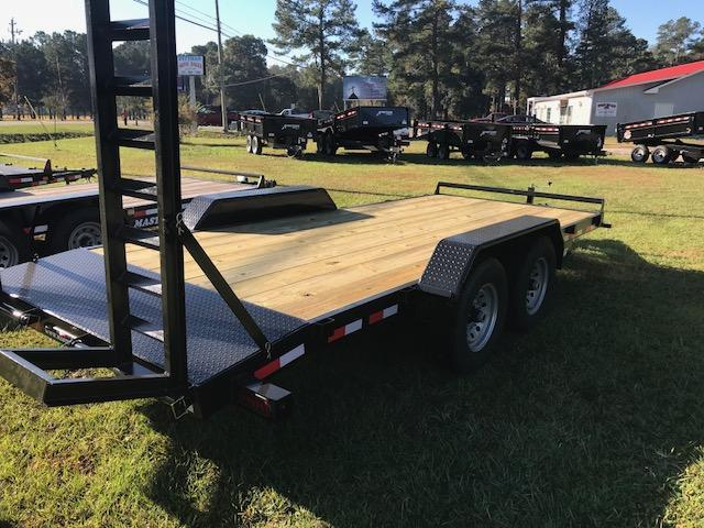 2018 Master Tow 18 ft 14K Equipment Trailer