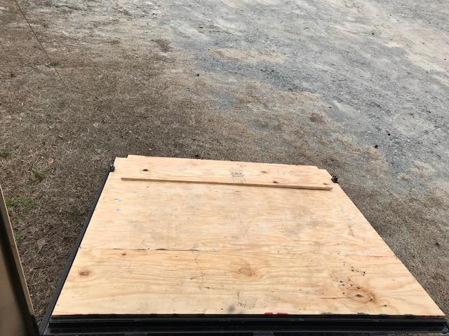 2018 Homesteader 7x16 Cargo Trailer