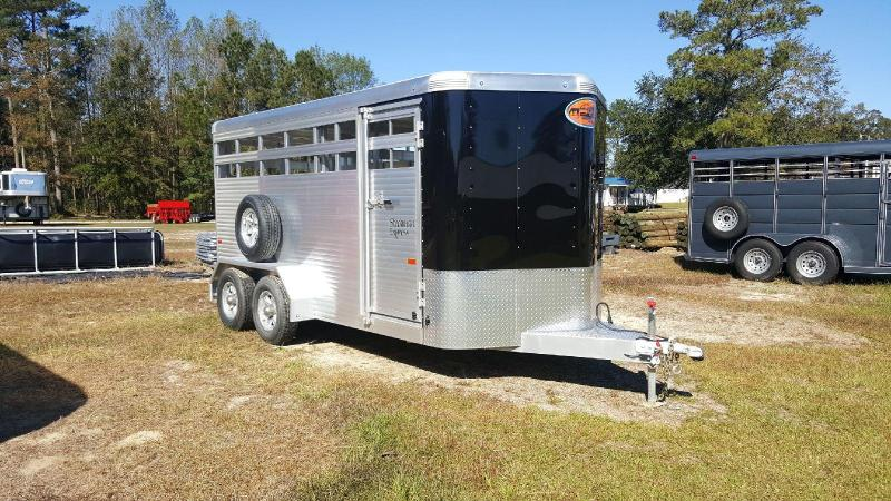 2019 Sundowner Stockman Express 16BP