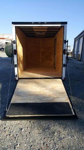 2019 Diamond Cargo 6X12 Enclosed Cargo Trailer
