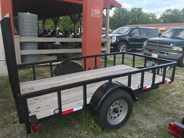 2017 Triple C 5'x10' HD Series Utility Trailer
