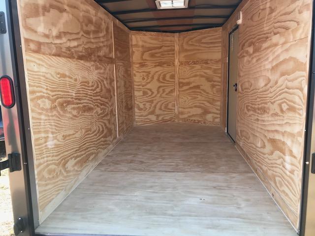 2018 Diamond Cargo 6x12 Cargo Trailer