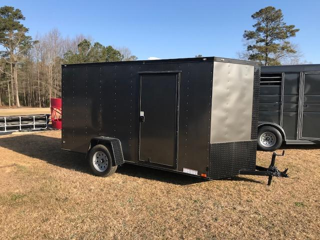 2018 Diamond Cargo 6x12 Cargo Trailer