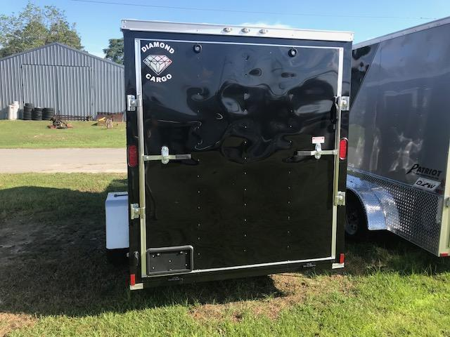 2019 Diamond Cargo 6x12 Cargo Trailer