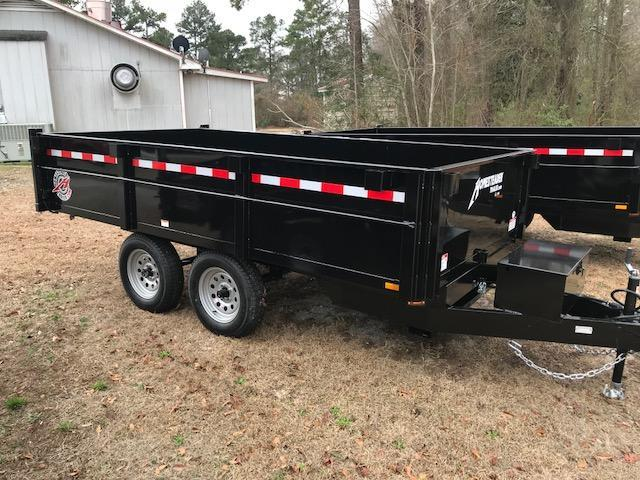 2019 Homesteader 6x12 Dump Trailer