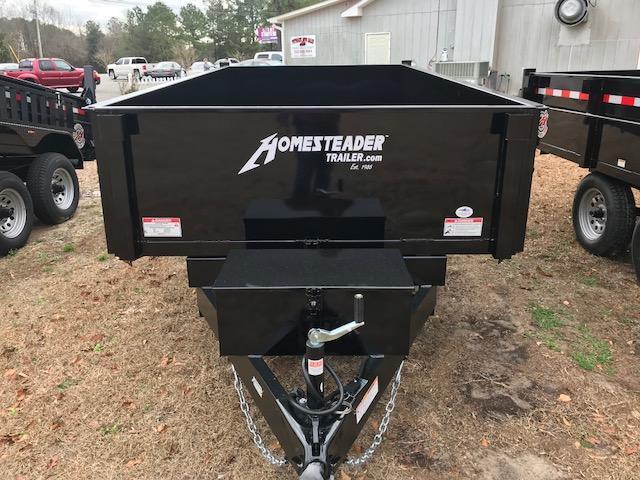 2018 Homesteader 6x12 Dump Trailer