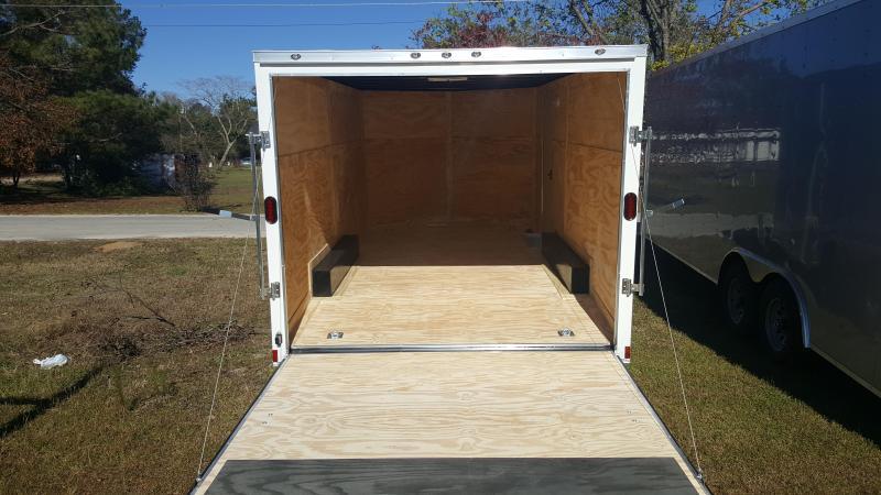 2019 Diamond  8.5X16 Enclosed Cargo Trailer