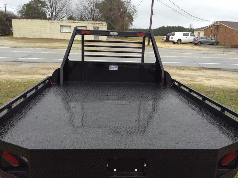 Freedom Bronco Truck Bed