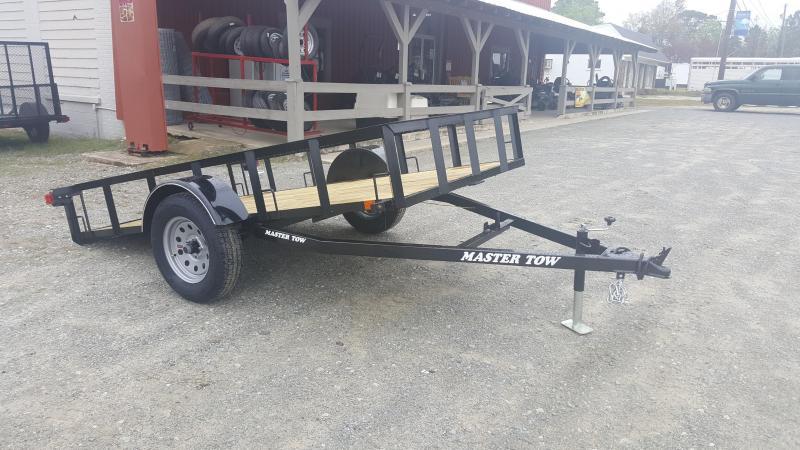 2019 Master Tow 5x10 3.5k Tilt Bed Utility Trailer