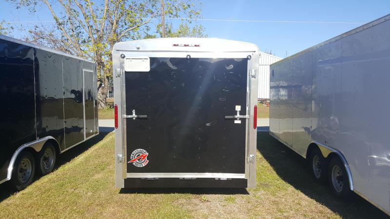 2019 Homesteader Challenger 7X16 Enclosed Cargo Trailer