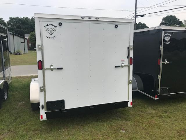 2018 Diamond Cargo 7x16 Cargo Trailer