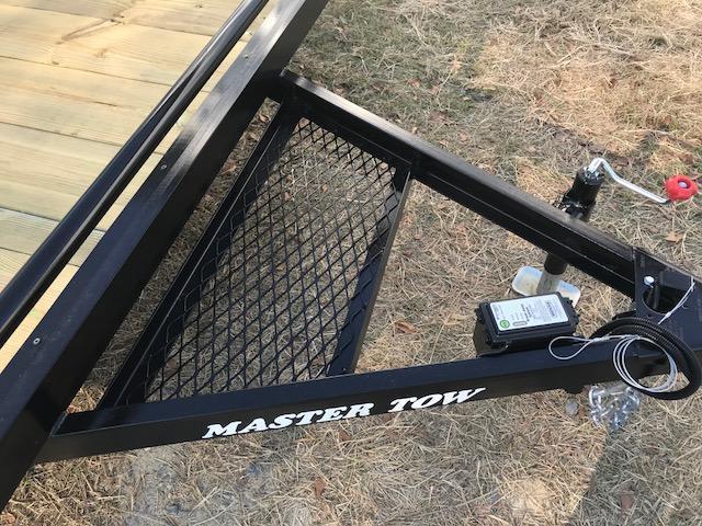 2018 Master Tow 16ft Equipment Trailer