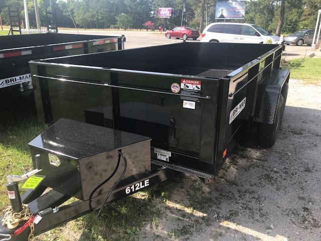 2018 Bri-Mar 612DUMP Dump Trailer
