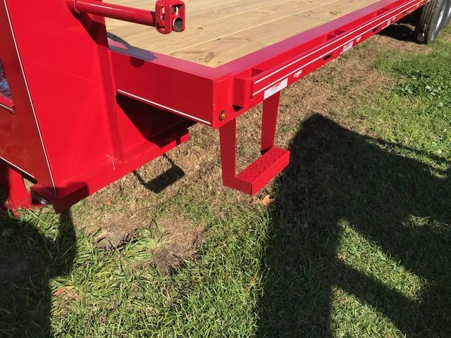 2018 Delta 28ft Equipment Trailer