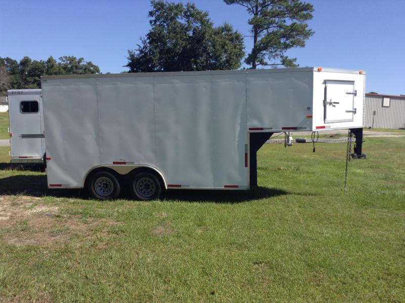 2013 Cargo Craft 8.5' x 14' GN Enclosed Cargo Trailer