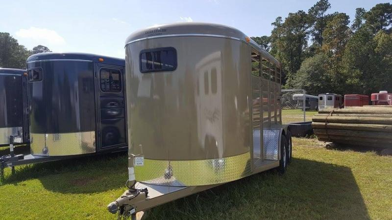 2017 Calico 14ft Livestock Trailer