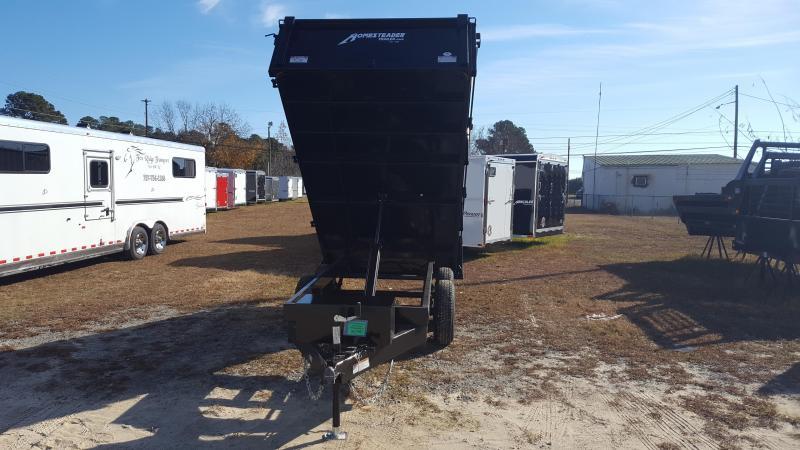 2017 Homesteader 6x12MB Dump Trailer