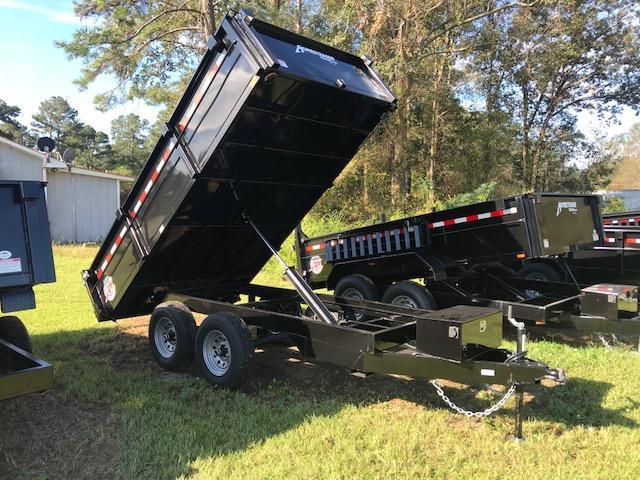 2019 Homesteader 6x12MB Dump Trailer