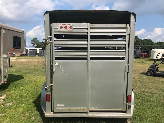 2005 Adam 12ft Stock Trailer