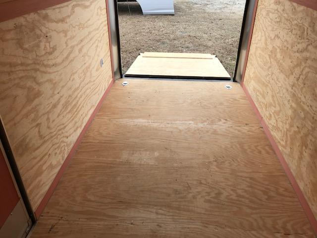 2018 Homesteader 6'x12' Patriot Cargo Trailer