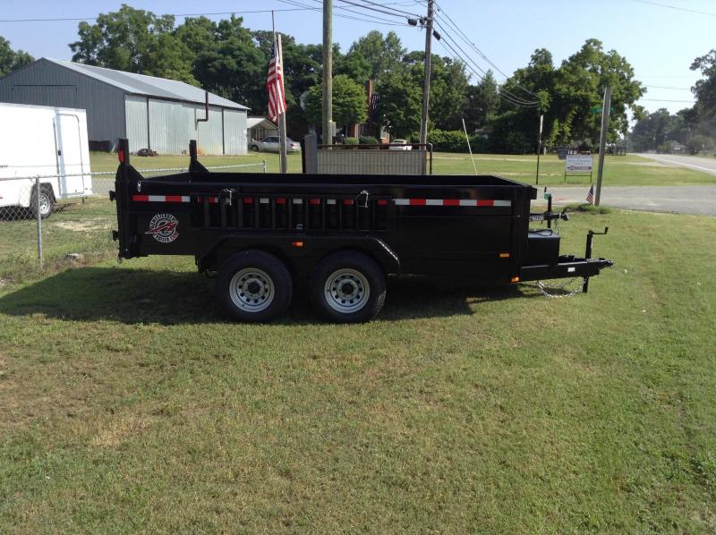 2018 Homesteader Inc. 7x12 Dump Trailer