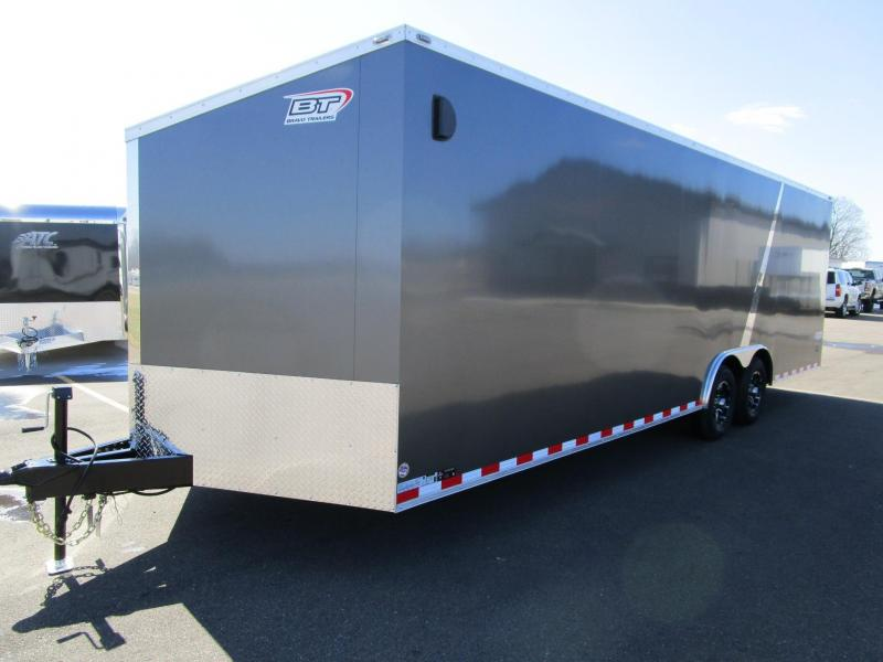 2018 bravo scout enclosed car hauler trailer classifieds find cargo enclosed trailers. Black Bedroom Furniture Sets. Home Design Ideas