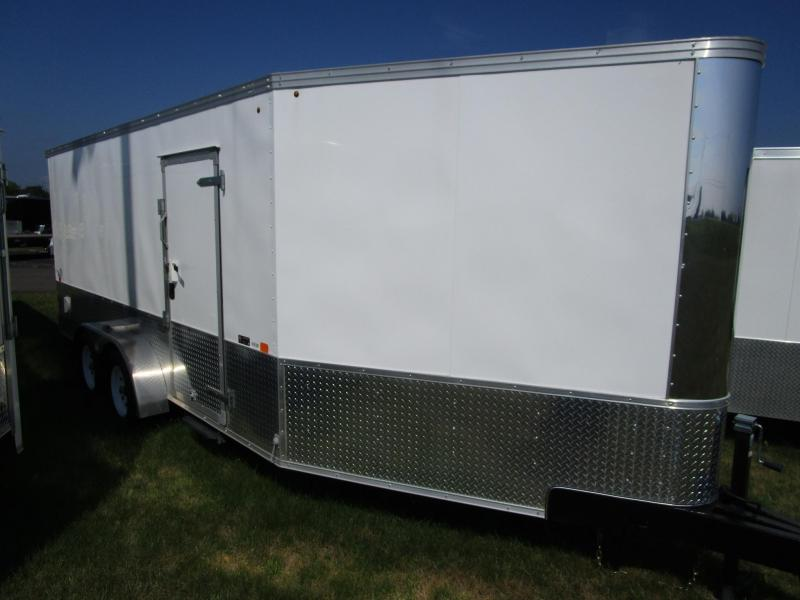 2015 United Trailers XC Series Snowmobile Trailer Snowmobile Trailer