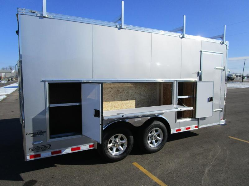 2018 bravo premier contractors trailer trailer classifieds find cargo enclosed - Contractor how to find one ...
