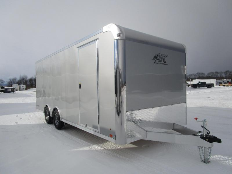 2018 ATC ALL ALUMINUM 8.5x20 RAVEN CAR HAULER
