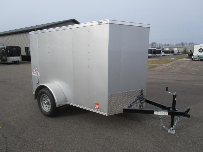 2017 Bravo 5x8 Scout Enclosed Cargo Trailer