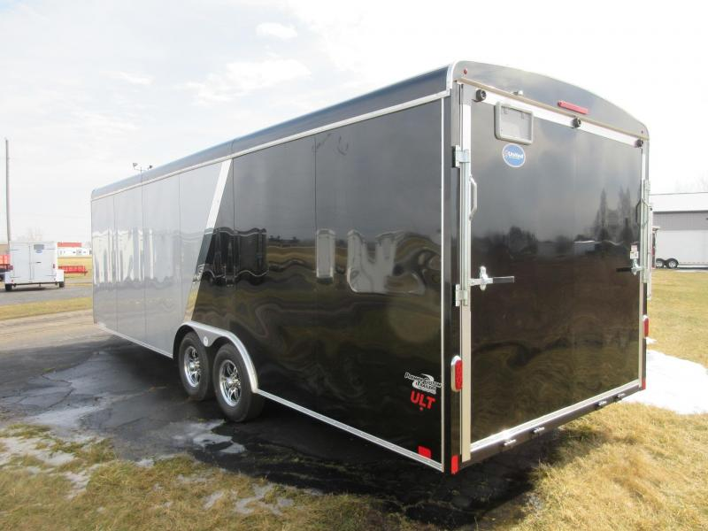 Enclosed Car Hauler For Sale Ontario