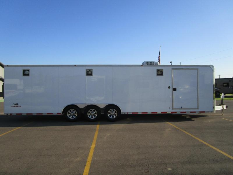 2007 ATC 32' ALL ALUMINUM RACE HAULER - CLEAN!