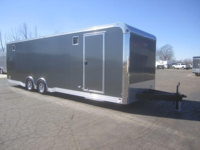 2016_Aluminum_Trailer_Company_28_Quest_305_Enclosed_Race_Hauler_ _Loaded_5pDuQa 2018 atc 28' quest race hauler w 305 pkg steel frame custom Trailer Lights Wiring-Diagram at mifinder.co