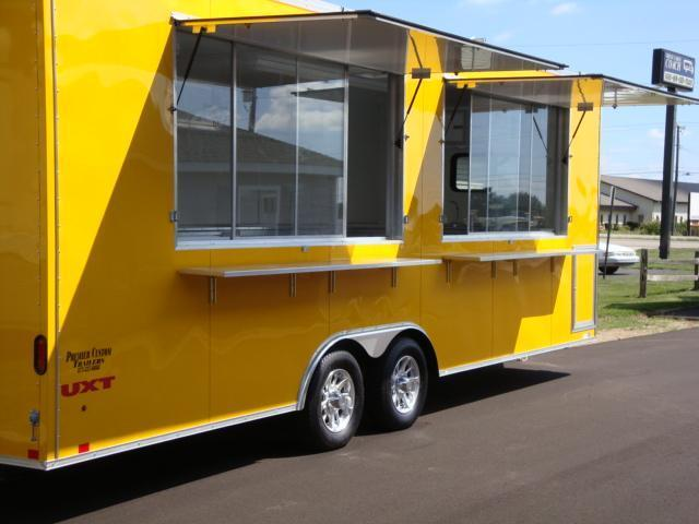 2018 8.5x24 CUSTOM CONCESSION TRAILER