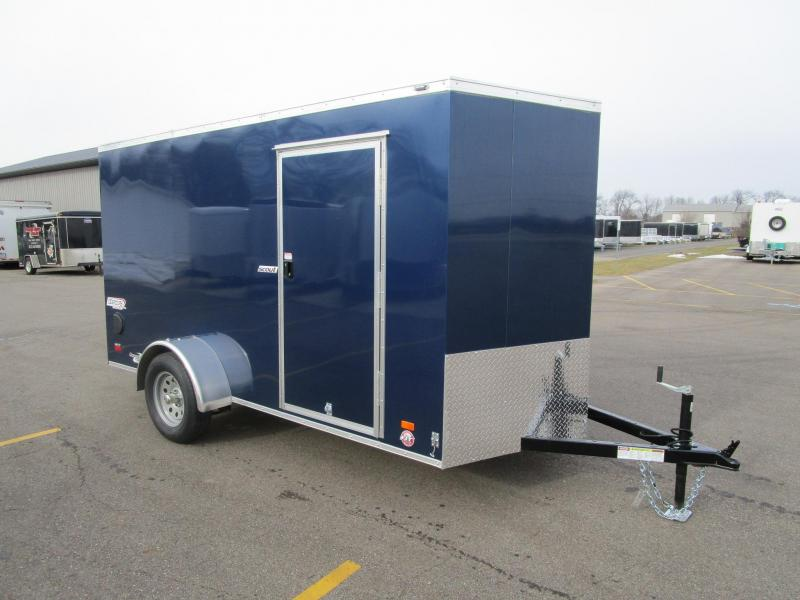 2017 Bravo 6x12 Scout Enclosed Cargo Trailer