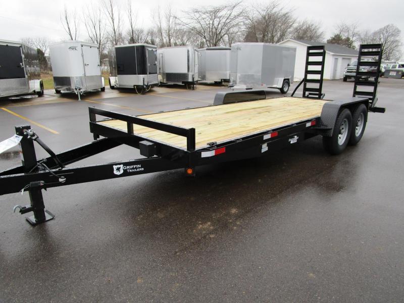 2018 Griffin equipment hauler