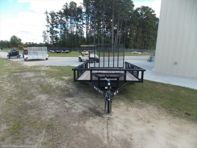 2018 Carry-On 6X10GWPTLED Utility Trailer