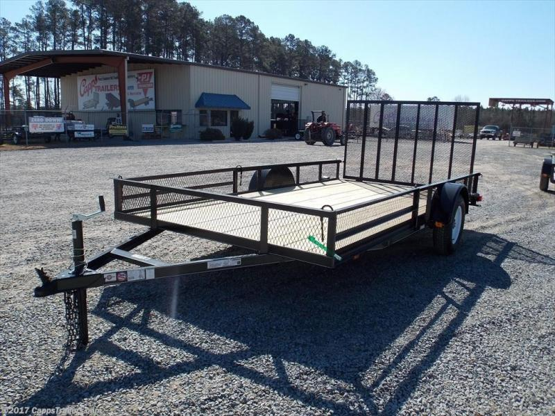2018 Carry-On CO 7X14GWRS Utility Trailer